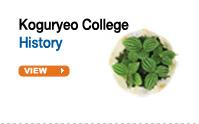 Koguryeo College History view